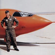 Yeager and X-1